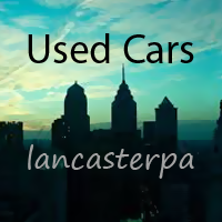 Used Cars Lancaster Pennsylvania